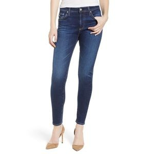 AG Farrah Skinny Ankle Jeans